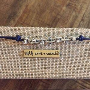 Chloe + Isabel Crystal Bracelet